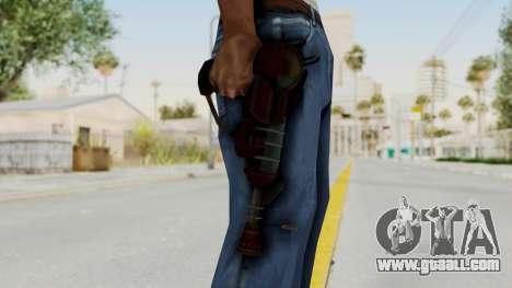 Ray Gun from CoD World at War for GTA San Andreas third screenshot