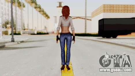 Brooke - Fireburst for GTA San Andreas third screenshot