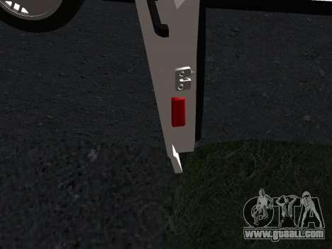 VAZ 2108 Stock by Greedy for GTA San Andreas wheels