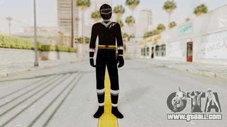 Alien Rangers - Black for GTA San Andreas second screenshot
