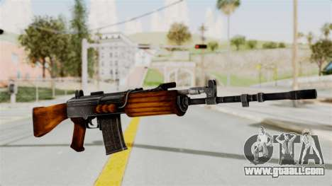 IOFB INSAS Detailed Orange Skin for GTA San Andreas