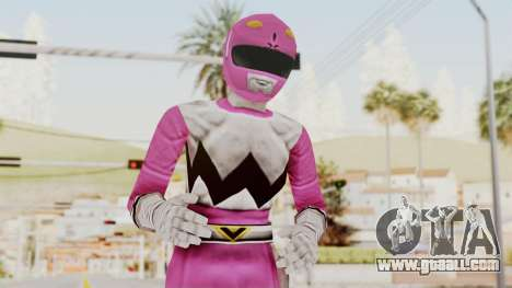 Power Rangers Lost Galaxy - Pink for GTA San Andreas