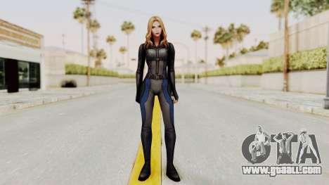 Marvel Future Fight - Mockingbird (AOS) for GTA San Andreas second screenshot