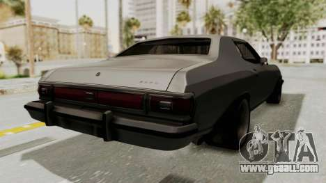 Ford Gran Torino 1975 Special Edition for GTA San Andreas right view