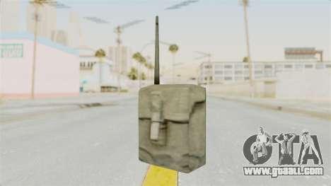 Metal Slug Weapon 4 for GTA San Andreas