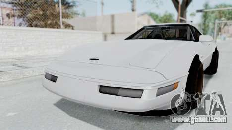 Chevrolet Corvette C4 Drift for GTA San Andreas