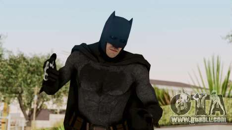 Batman vs. Superman - Batman for GTA San Andreas