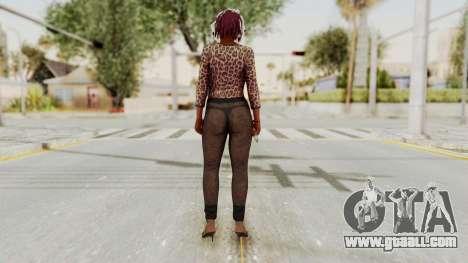 GTA 5 Hooker 2 for GTA San Andreas third screenshot