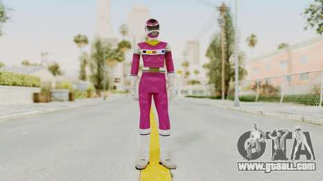 Power Rangers In Space - Pink for GTA San Andreas second screenshot