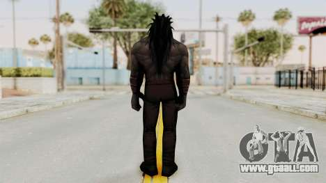 Marvel Future Fight - Lash for GTA San Andreas third screenshot