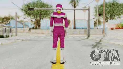 Power Rangers In Space - Pink for GTA San Andreas third screenshot