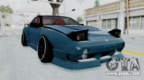 Nissan 180SX BETA for GTA San Andreas