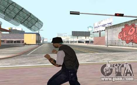 San Fierro Rifa Member for GTA San Andreas third screenshot