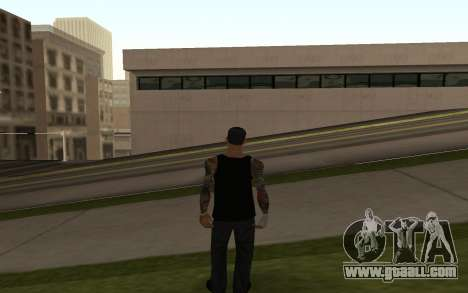 Wuzimu for GTA San Andreas second screenshot