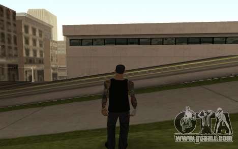 Wuzimu for GTA San Andreas second screenshot