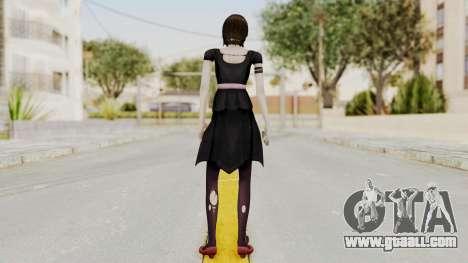 Fatal Frame 4 - Madoka Goth for GTA San Andreas third screenshot