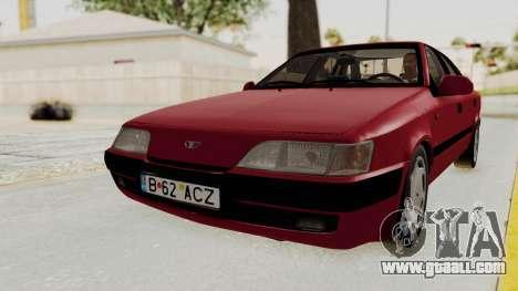 Daewoo Espero 1.5 GLX 1996 v2 Final for GTA San Andreas back left view