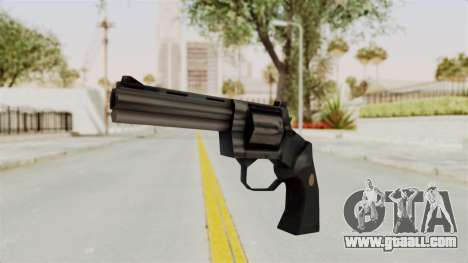 Liberty City Stories Colt Python for GTA San Andreas second screenshot