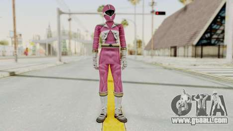 Power Rangers Lightspeed Rescue - Pink for GTA San Andreas second screenshot