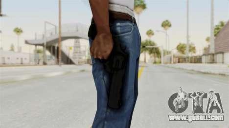 Colt .357 Black for GTA San Andreas third screenshot