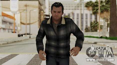 GTA 5 Michael v1 for GTA San Andreas