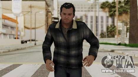 GTA 5 Michael v1 for GTA San Andreas