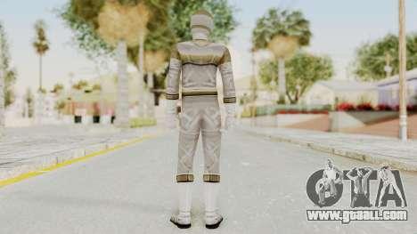 Power Rangers In Space - Silver for GTA San Andreas third screenshot