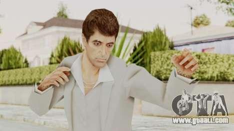 Scarface Tony Montana Suit v1 for GTA San Andreas
