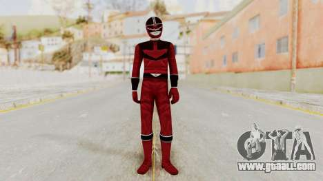 Power Rangers Time Force - Quantium for GTA San Andreas second screenshot