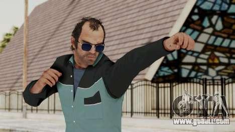 GTA 5 Trevor v3 for GTA San Andreas