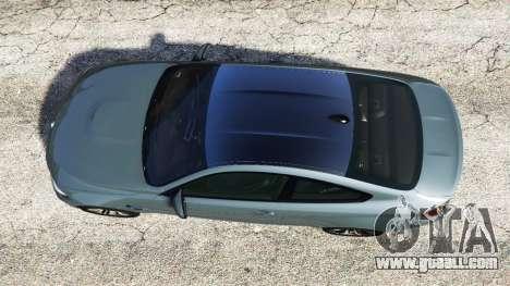 GTA 5 BMW M4 GTS back view
