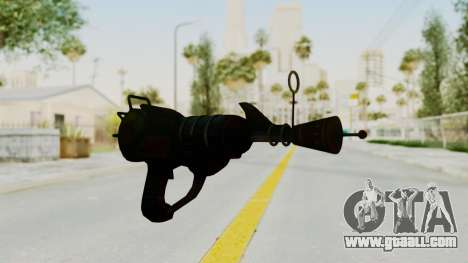 Ray Gun from CoD World at War for GTA San Andreas