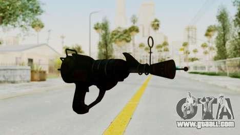 Ray Gun from CoD World at War for GTA San Andreas