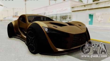 Felino CB7 for GTA San Andreas
