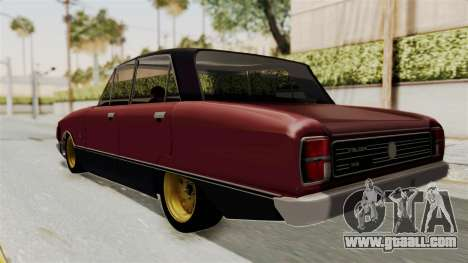 Ford Falcon Sprint for GTA San Andreas left view