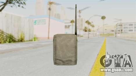 Metal Slug Weapon 4 for GTA San Andreas second screenshot