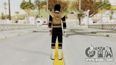 Power Ranger Zeo - Gold for GTA San Andreas third screenshot