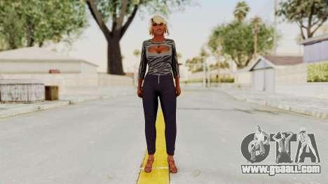 GTA 5 Hooker 3 for GTA San Andreas second screenshot