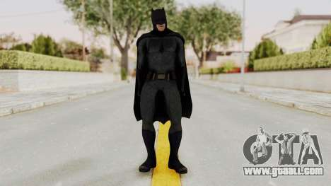 Batman vs. Superman - Batman for GTA San Andreas second screenshot