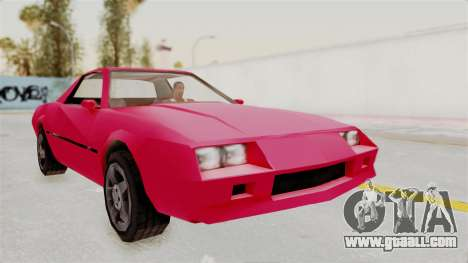 Cammero for GTA San Andreas