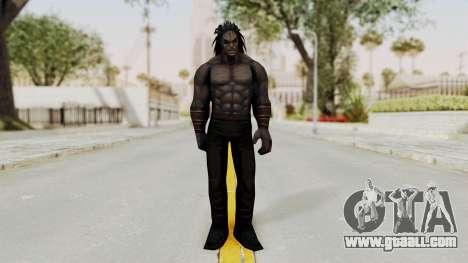 Marvel Future Fight - Lash for GTA San Andreas second screenshot