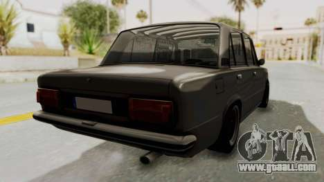Seat 1430 FU for GTA San Andreas left view