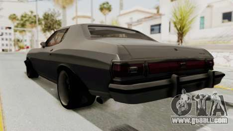 Ford Gran Torino 1975 Special Edition for GTA San Andreas left view