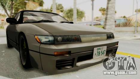 Nissan Sileighty RPS13kai for GTA San Andreas right view