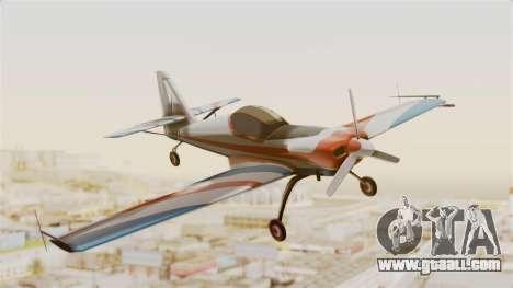 Zlin Z-50 LS v4 for GTA San Andreas
