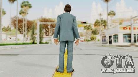 Scarface Tony Montana Suit v3 for GTA San Andreas third screenshot