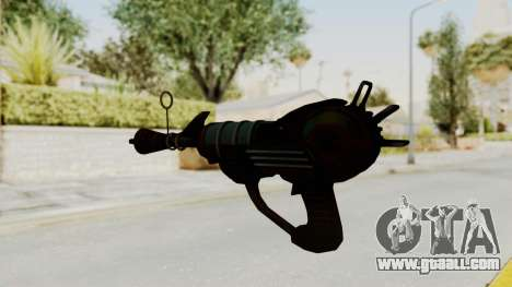 Ray Gun from CoD World at War for GTA San Andreas second screenshot