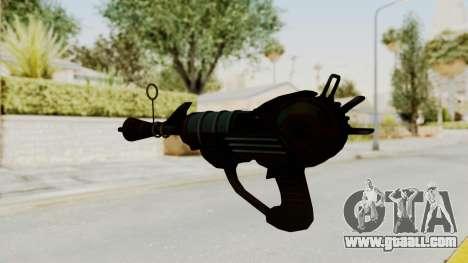Ray Gun from CoD World at War for GTA San Andreas second screenshot