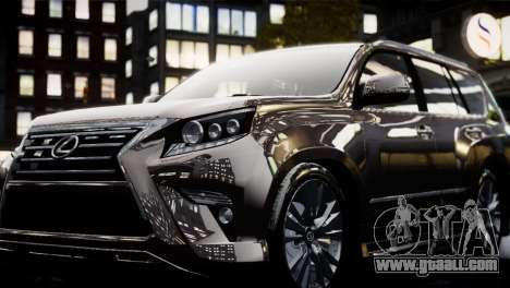 Lexsus GX460 for GTA 4