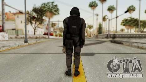 MGSV Phantom Pain Cipher XOF Afghanistan No Mask for GTA San Andreas third screenshot